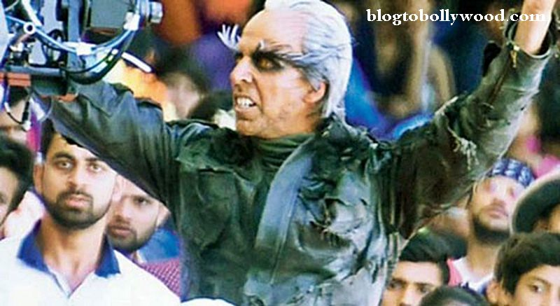 Robot 2 Update: Akshay Kumar will destroy the Red Fort and the Parliament!