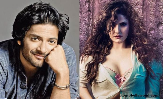 Ali Fazal and Zareen Khan to feature in the recreation of Pyaar Manga Hai Tumhee Se