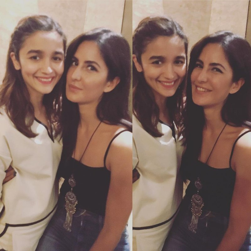 Top 10 Bollywood Pictures of the Week | 12-June-2016 to 18-June-2016- Alia and Kat