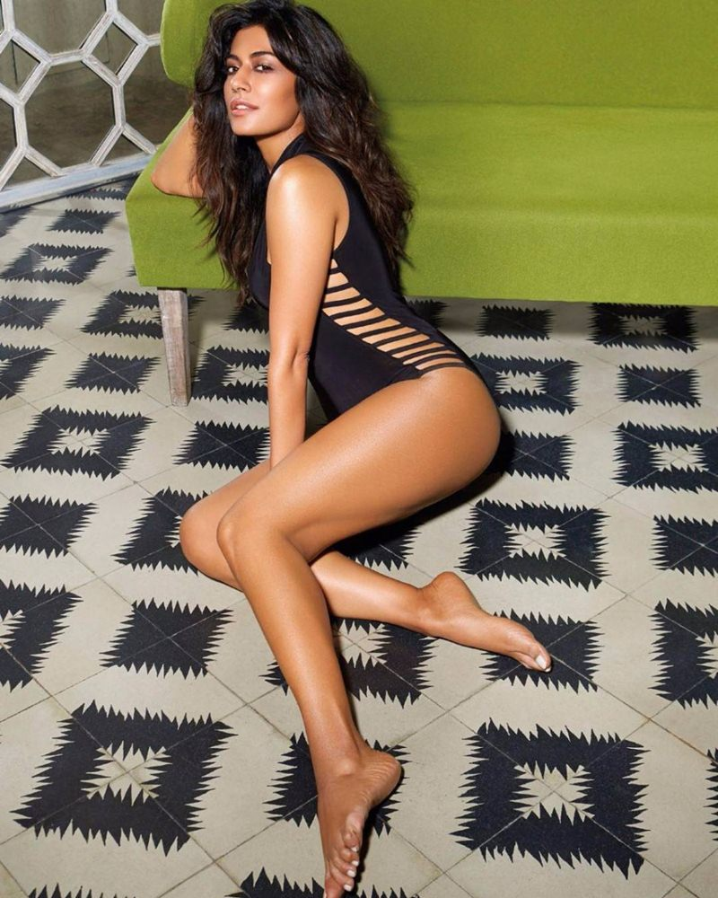 Sizzling Hot! Chitrangda Singh on the cover of FHM magazine- Chitrangada FHM 6