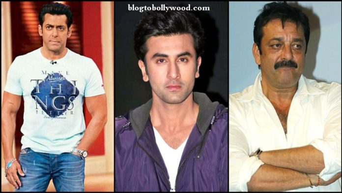 Did Ranbir Kapoor lead to a cold war between Salman Khan and Sanjay Dutt?