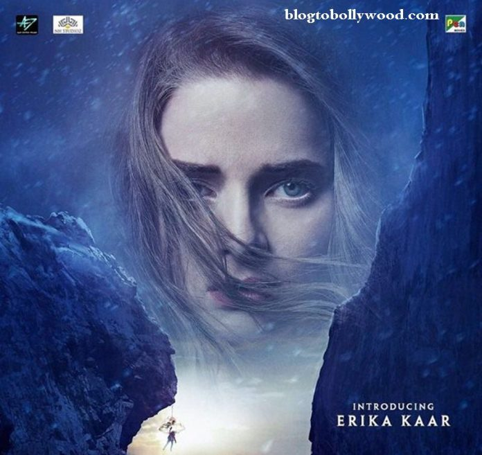 Meet Erika Kaar, another beautiful debutante from Shivaay