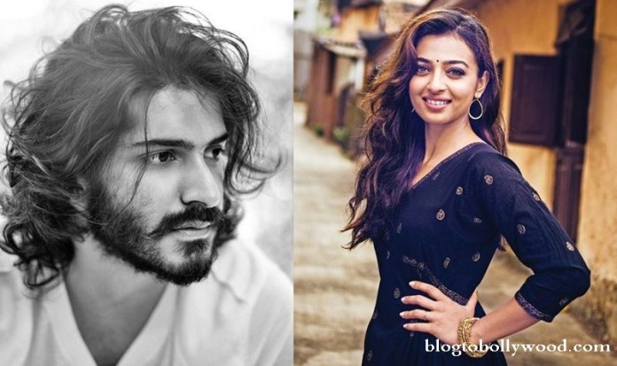 Radhika Apte to pair up with Harshvardhan Kapoor for 'Bhavesh Joshi'