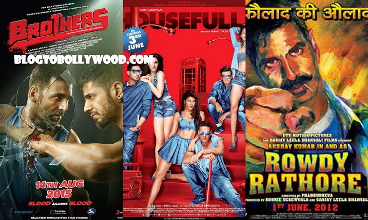 Housefull 3 Beats First Day Collection Of Brothers, Airlift & Rowdy Rathode