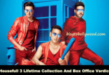 Housefull 3 Lifetime Collection And Box Office Verdict   Failed To Beat Housefull 2