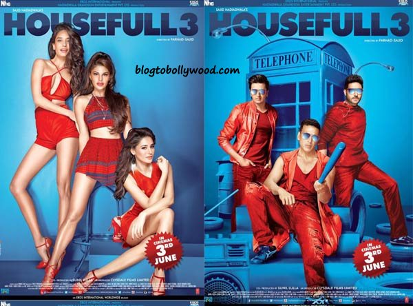 Housefull 3 Box Office | Predict The Opening Day Collection Of Housefull 3