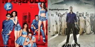 First Week Box Office Collection | Housefull 3 Failed To Beat Airlift