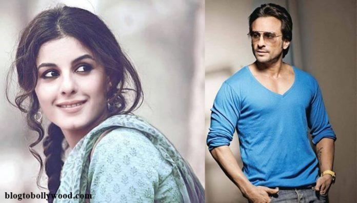 South Indian Actress Isha Talwar to make her debut with Saif Ali Khan in Kala Kaanti