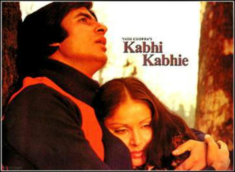 Top 10 Amitabh Bachchan Movies that every Bollywood Lover must watch- Kabhi Kabhie