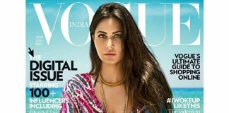 Queen of the Water Kingdom | Katrina Kaif on the cover of Vogue India