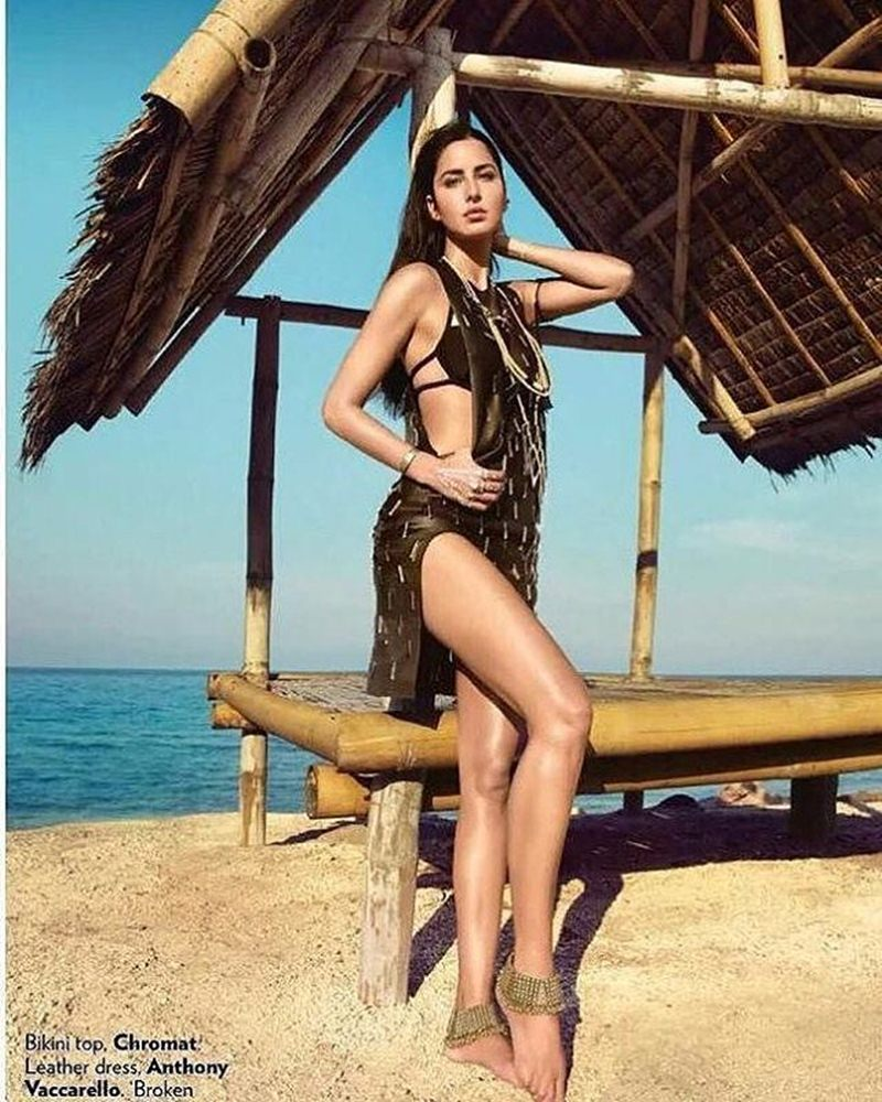 Queen of the Water Kingdom | Katrina Kaif on the cover of Vogue India- Katrina Vogue 1
