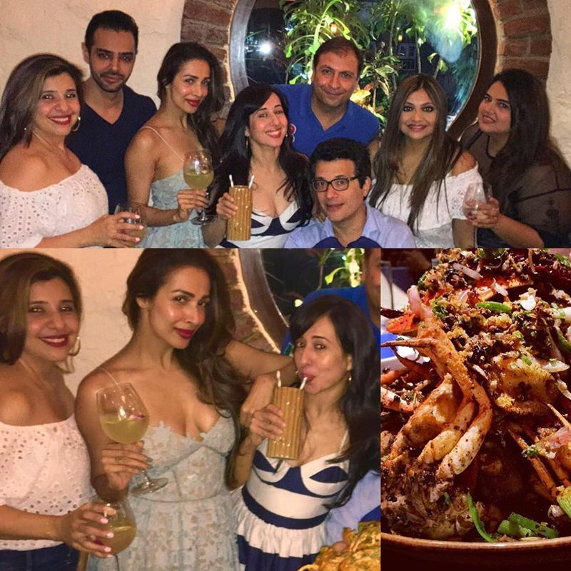 Top 10 Bollywood Pictures of the Week | 29-May-2016 to 04-June-2016- Malaika Partying