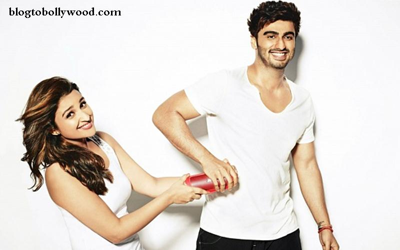 Ishaqzaades Arjun Kapoor and Parineeti Chopra to work again in 'Mubarakan'?