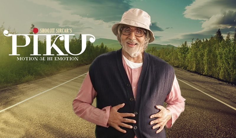Top 10 Amitabh Bachchan Movies that every Bollywood Lover must watch- Piku