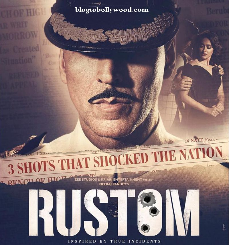 Rejoice! Rustom Trailer will be launched in the first week of July