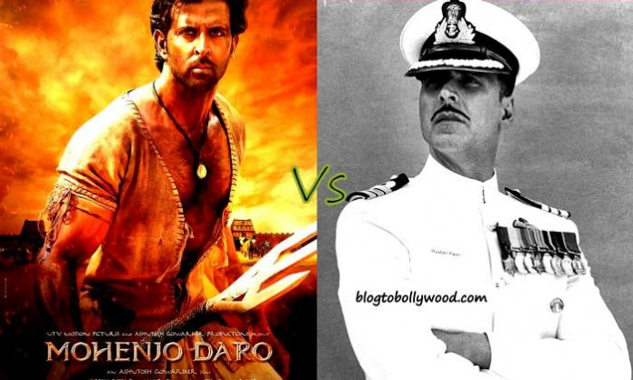 Confirmed: It's Rustom Vs Mohenjo Daro On 12 Aug 2016