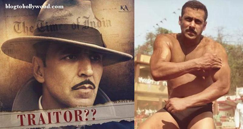 Akshay Kumar's Rustom Trailer will be attached to Sultan