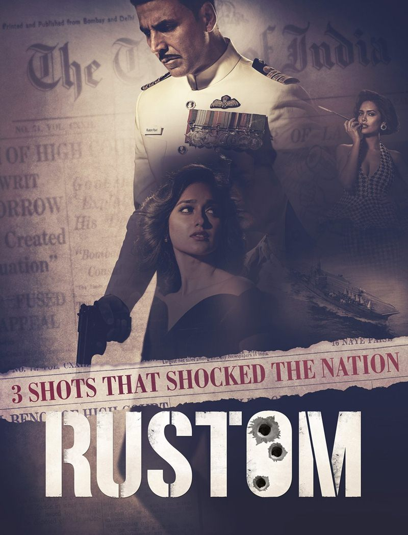 Top 10 Bollywood Movies to look forward to in the second half of 2016- Rustom