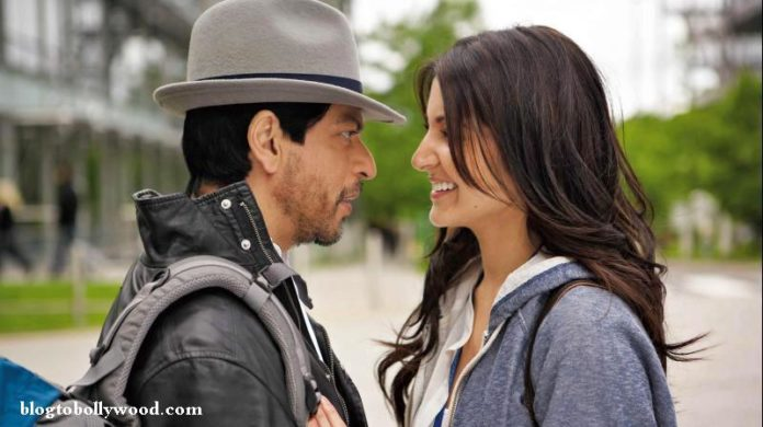 SRK and Anushka
