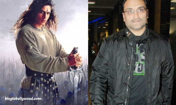 SRK's Next With Aditya Chopra Will Be A Period Drama, SRK To Play A Warrior