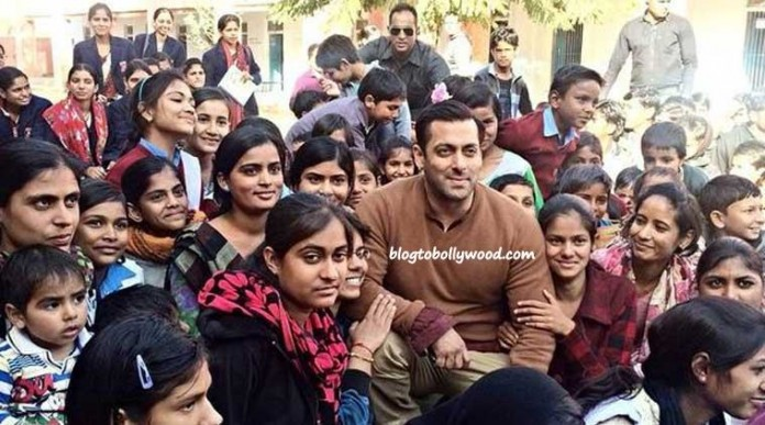 Salman Khan To Start New Social Media Accounts For Social Cause
