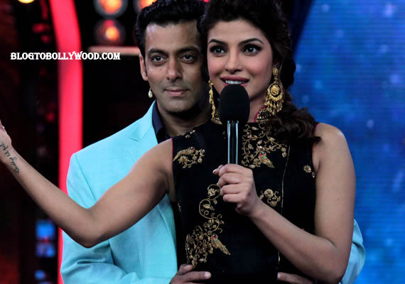 "Priyanka Chopra Reacts To Salman Khan's ""Raped Woman"" Comments"