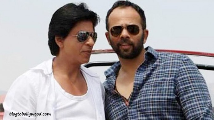Shahrukh Khan And Rohit Shetty To Team Up For Hindi Remake Of Vijay's 'Theri'?