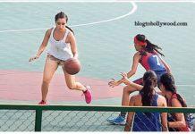 Shraddha Kapoor Plays Basketball for Half Girlfriend