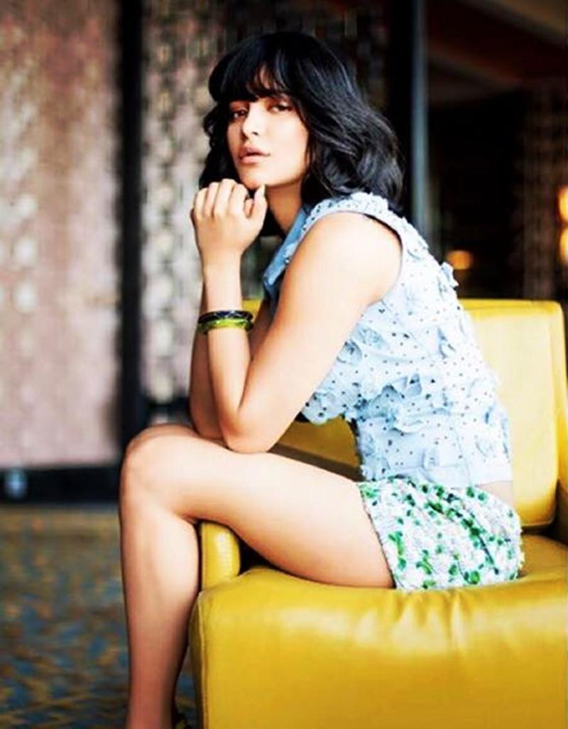 Funky Chunky Shruti Haasan looks chic on Femina India cover- Shruti Femina 1