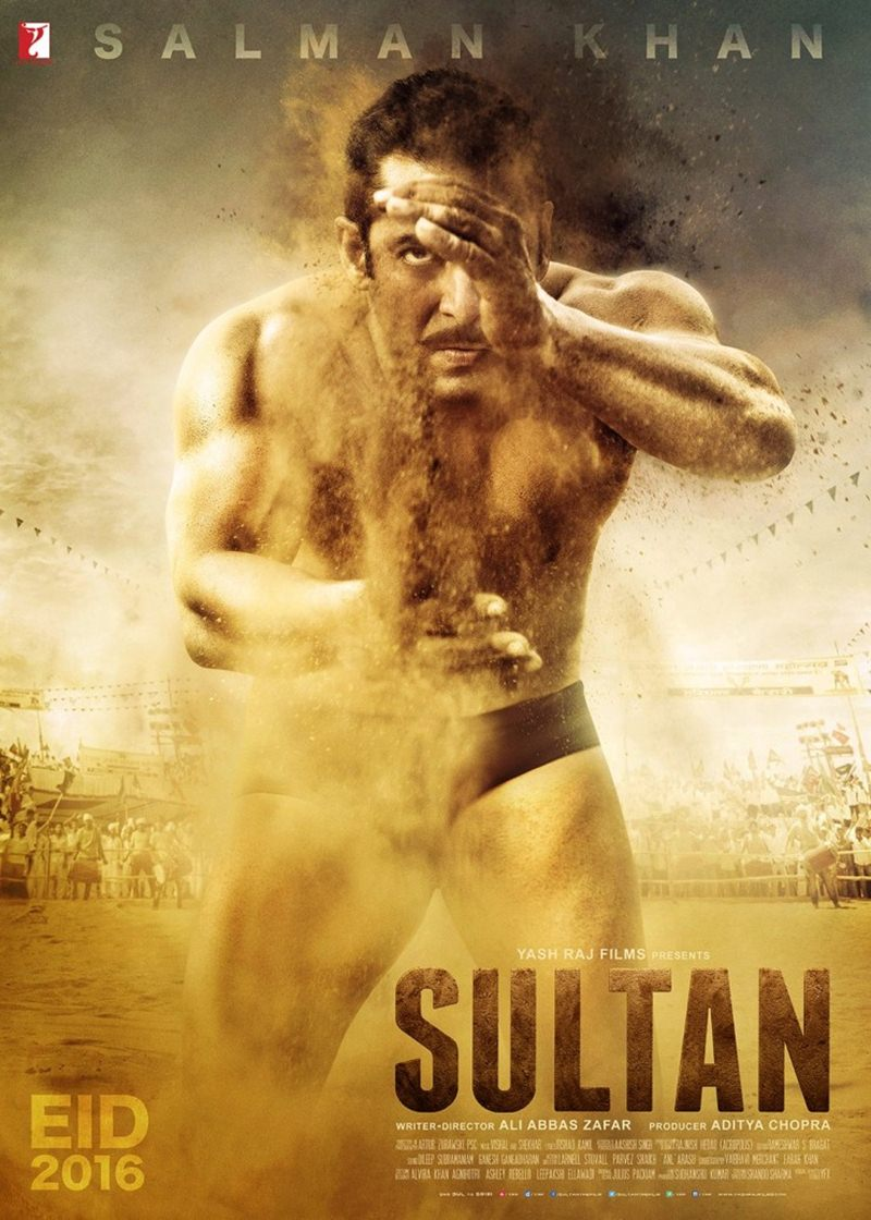 Bollywood Movies in second half of 2016 - Sultan