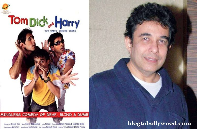 Deepak Tijori's Tom, Dick and Harry 2 to go on floors this August, Cast Details Inside