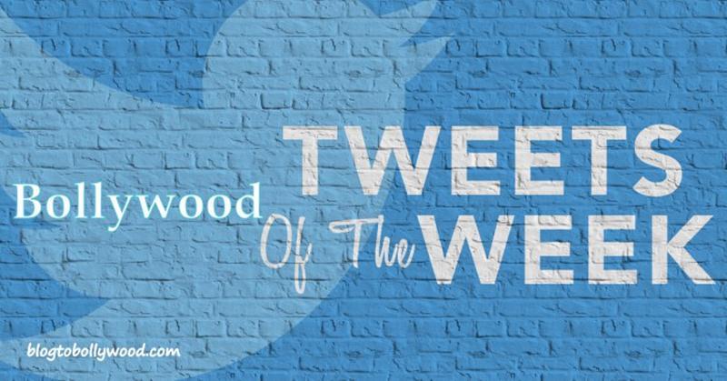 Top 5 Bollywood Tweets of the Week | 12-June-2016 to 18-June-2016