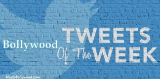 Top 10 Bollywood Tweets of the Week   29-May-2016 to 04-June-2016