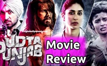 Udta Punjab Critics Reviews And Ratings | Tremendous Reviews