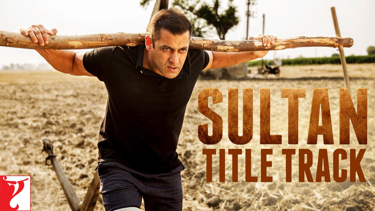 Sultan Title Track is here and it's the most inspiring track we have heard today!