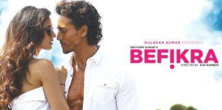 Befikra Video Song feat. Tiger Shroff and Disha Patani