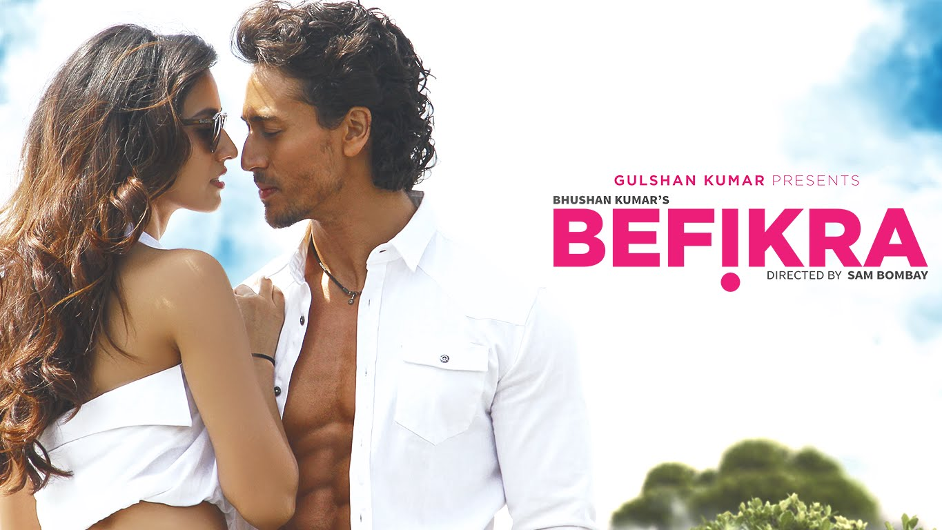 Tiger Shroff and Disha Patani share an amazing chemistry in Befikra video song
