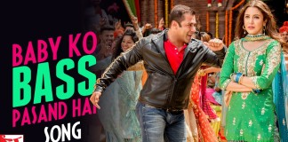 Baby Ko Bass Pasand Hai Song - Sultan