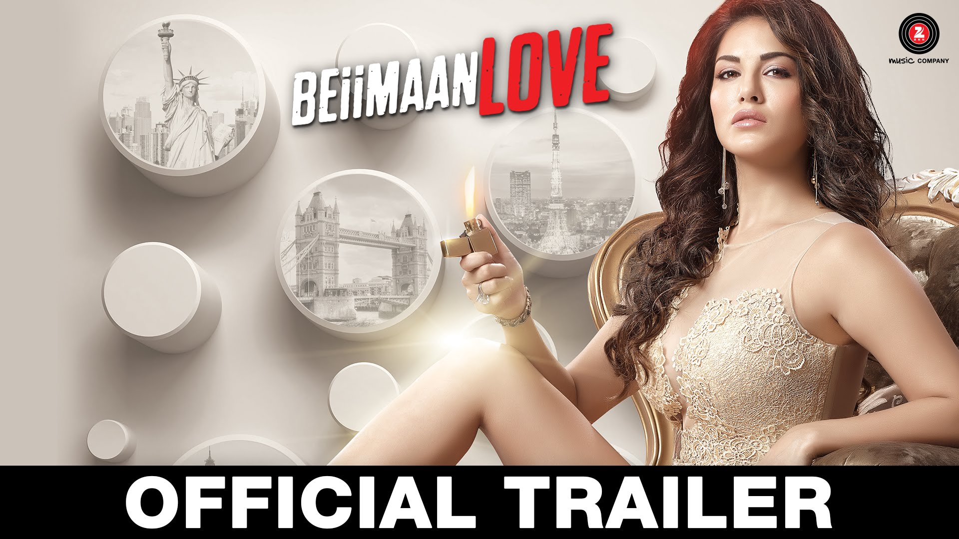 Beiimaan Love Trailer Review- Sunny Leone looks as sizzling as ever!