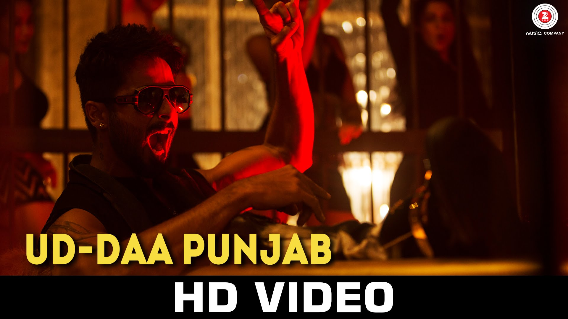 Watch Shahid Kapoor's Unbeatable Energy 'Ud-Daa Punjab' Song From Udta Punjab