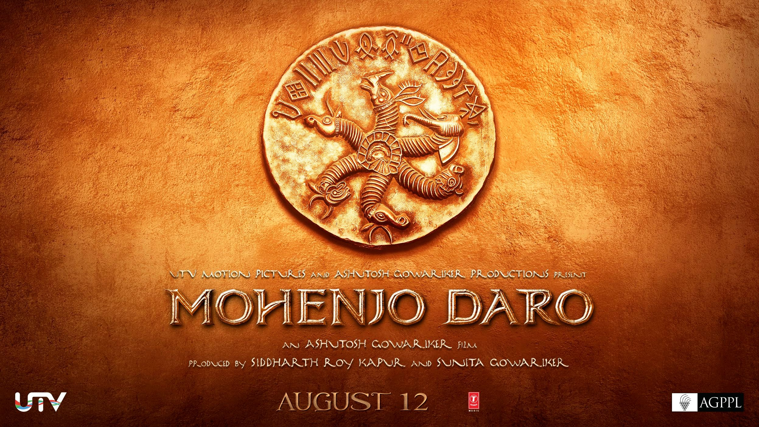 Check Out The Motion Poster Of Hrithik Roshan's Mohenjo Daro