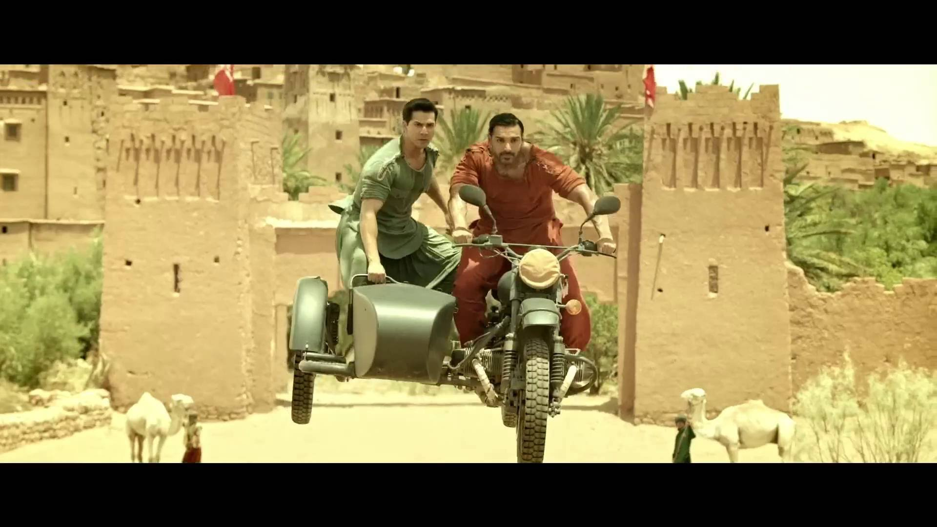 Dishoom Trailer Review- Varun Dhawan and John Abraham are the (only) saving graces