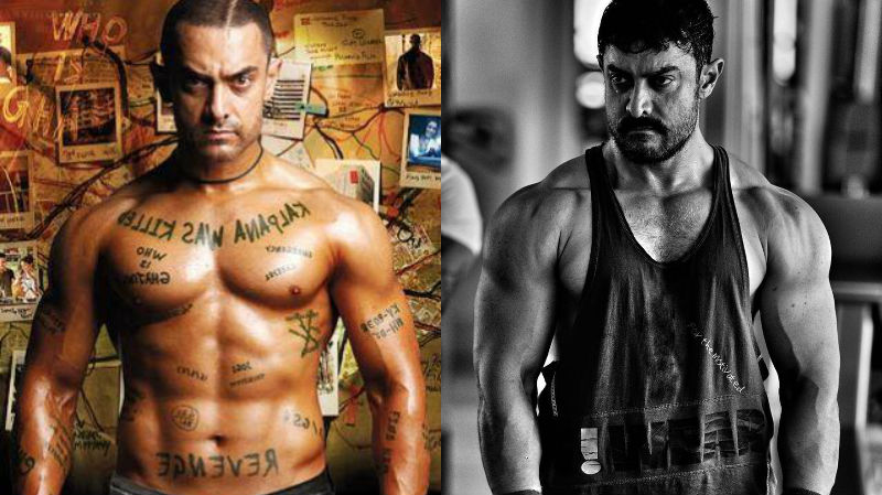 5 Most Amazing Transformations Bollywood Actors went through for a movie- Aamir Khan Change