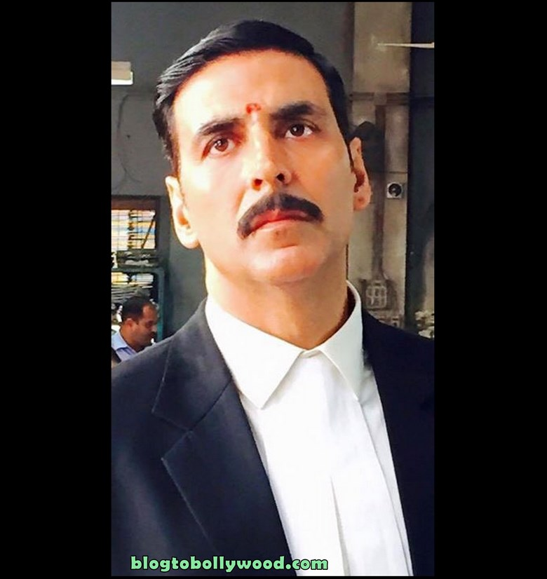 Akshay Kumar's Lawyer Look In Jolly LLB 2 Will Shock You
