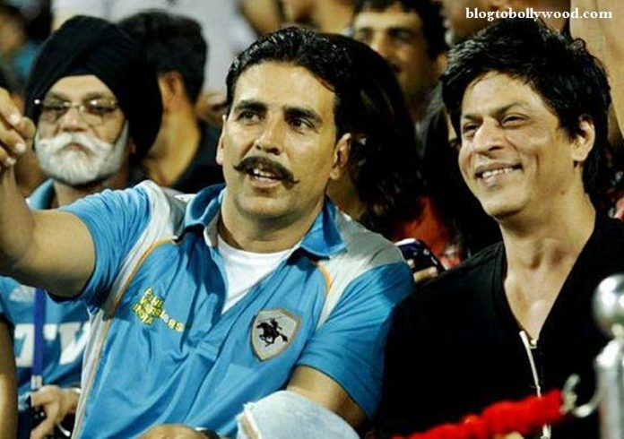 Shah Rukh Khan and Akshay Kumar enter Forbes List Of Highest Paid Celebs in the World