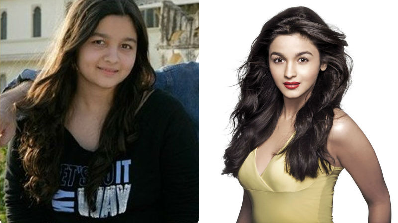 5 Most Amazing Transformations Bollywood Actresses went through for a movie- Alia Bhatt Change