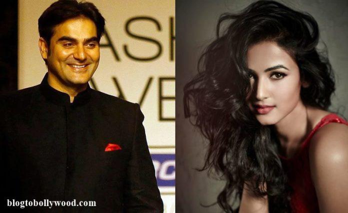 Arbaaz Khan to cast his love spell on Sonal Chauhan in Kalpanik