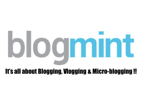 Blogmint - A big boost to blogging/vlogging bandwagon