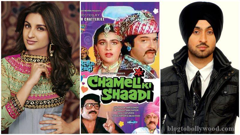Chameli Ki Shaadi Remake: Parineeti Chopra to be cast opposite Diljit Dosanjh!