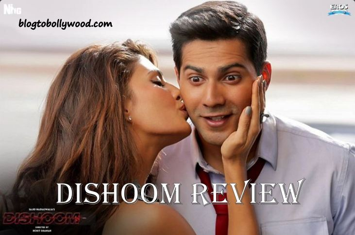 Dishoom Movie Review: Critics Reviews And Ratings